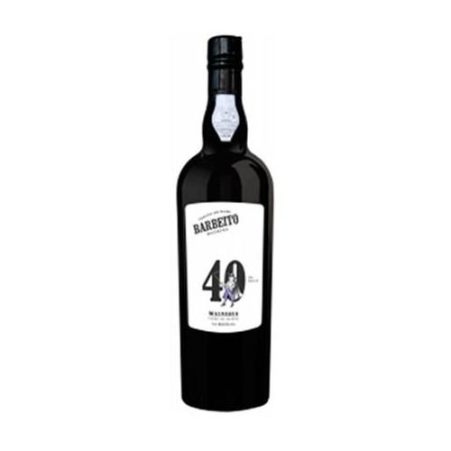 Barbeito Malvasia Vinha do Reitor 40Y