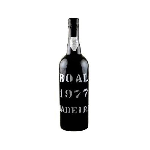 H.M. Borges Boal Colheita Madeira 1977