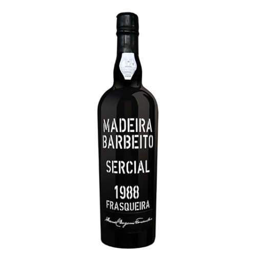 Barbeito Frasqueira Sercial 1988
