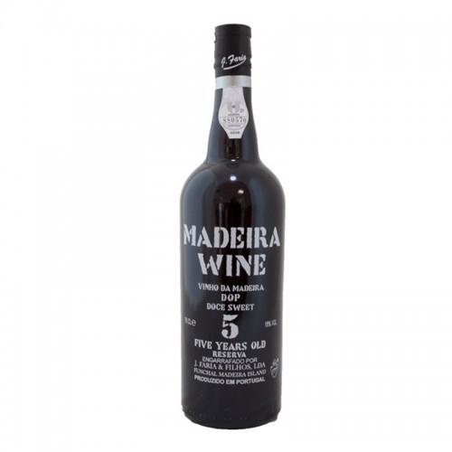 Vinho Madeira Doce 5A