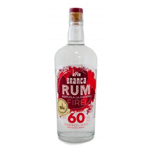 Rum Agrícola da Madeira Fire