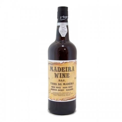 Vinho Madeira Meio Doce 3A