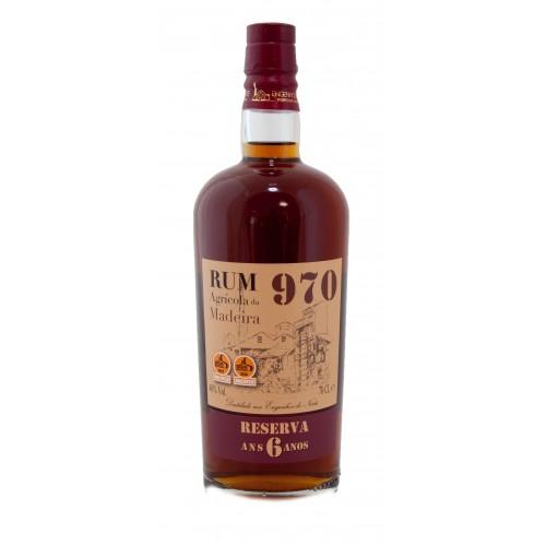 Rum Agrícola 970 - 6 Anos