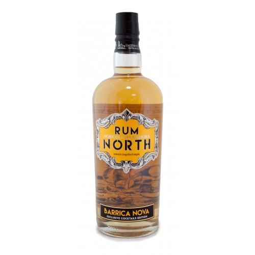 Rum Agrícola da Madeira Barrica Nova North