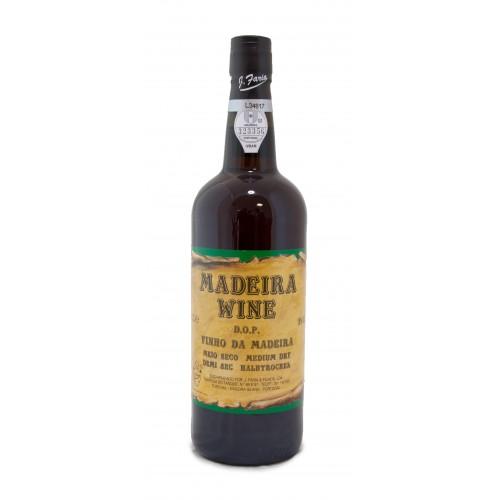 Vinho Madeira Meio Seco 3A