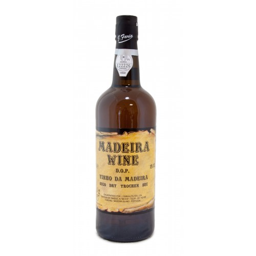 Vinho Madeira Seco 3A