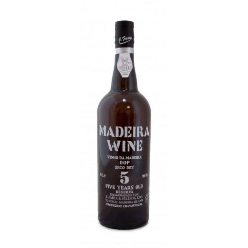 Vinho Madeira Seco 5A