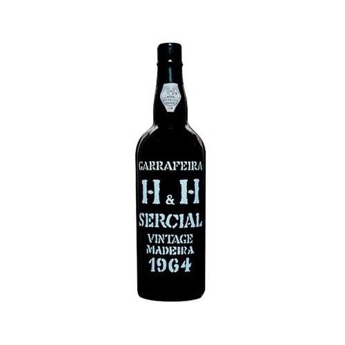 Henriques & Henriques Sercial Vintage Madeira 1964