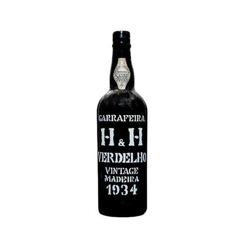 Henriques & Henriques Verdelho Vintage Madeira 1934